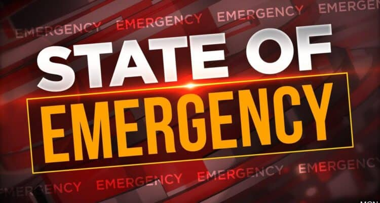 State of Emergency In New Jersey