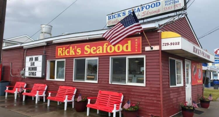 Rick's Seafood To Change Ownership, Rick Retires
