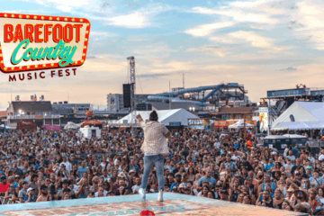 Barefoot Country Music Fest 2022 Early Bird Tickets