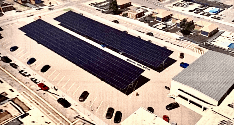 Morey's Piers To Add Solar Canopy To Parking Lot