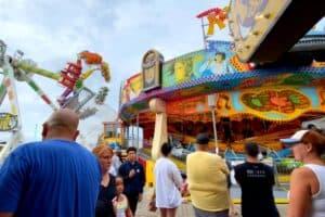 Morey's Surfside Pier Closing Day Tour 2021