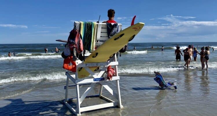 N. Wildwood Beach Patrol End of 2021 Summer Coverage