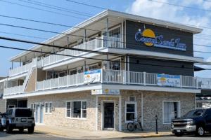 Sea Foam Motel Becomes Coastal Sands Inn