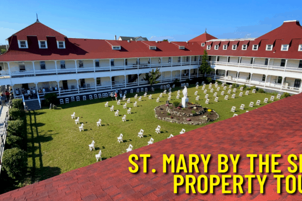 St. Mary By-The-Sea - Property Tour - Cape May Point