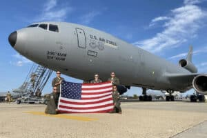 This Is Why You See Military Planes Fly Low Over The Jersey Shore