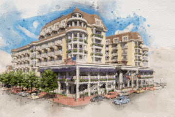 ICONA to Build 7-Story Hotel At Former Beach Theatre