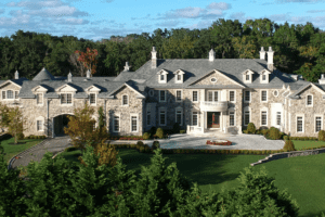 Mega Mansion In Cape May County! - Drone Tour