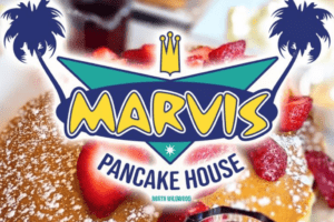 NEW for 2022 - Marvis Pancake House!