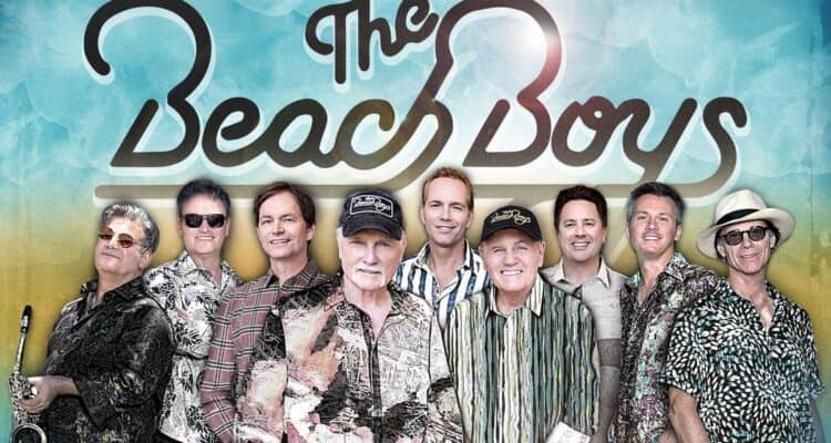 The Beach Boys are Coming to the Wildwoods