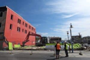The Fairview Nightclub Is Demolished